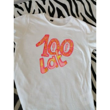 T-shirt bluzka koszulka nowa rozmiarL