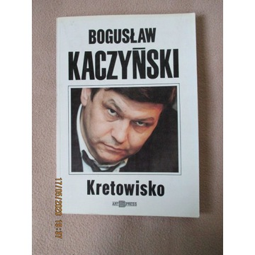 Bogusław Kaczyński  - Kretowisko