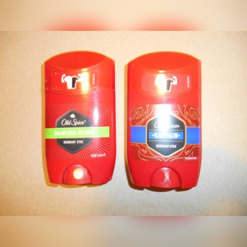 Dezodorant OLD SPICE 2xSztyft Captain Danger Zone