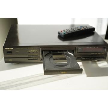 Odtwarzacz CD TECHNICS SLPG 470A/nowy laser!+pilot