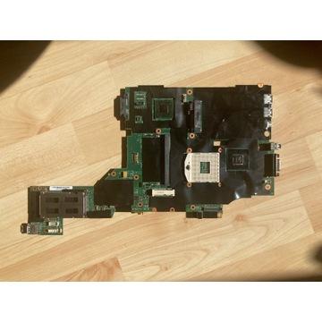 Płyta do Lenovo ThinkPad T430 + NVIDIA/ USZKODZONA