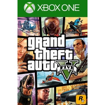 Grand Theft Auto V GTA 5 | Xbox One |