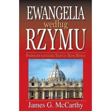 Ewangelia według Rzymu | James G McCarthy