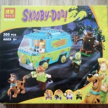 Klocki Scooby Doo Wehikuł Czasu auto kompatyb lego