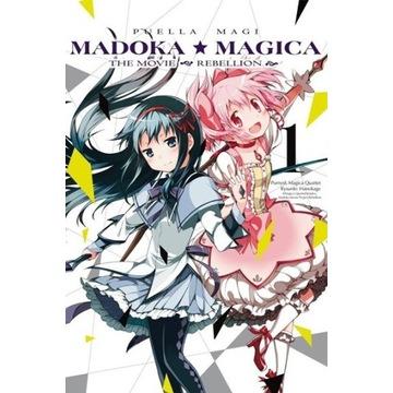 PUELLA MAGI MADOKA MAGICA THE MOVIE REBELLION 1