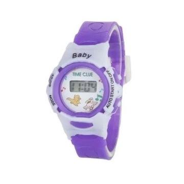Zegarek dzieciecy wielofunkcyjny zegarek cyfrowy