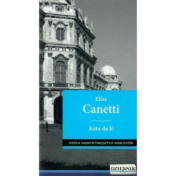 E.Canetti. Auto da fé