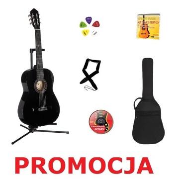 Gitara klsyczna 3/4 + pakiet dodatków