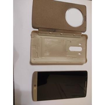 LG G3 D855 złoty  uszkodzony