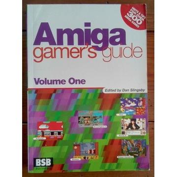 Książka z opisami gier od Amigi 370 stron .