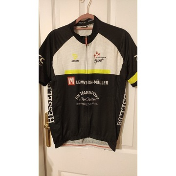 Marcello Bergamo XXL koszulka kolarska MaglieriaMB
