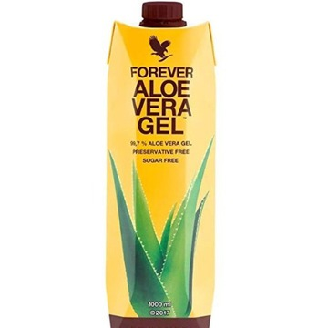 Forever Aloe Vera Gel 1litr czysty miąższ aloesowy