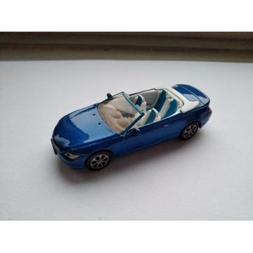 Siku 1:55 BMW 645i Cabrio 1007