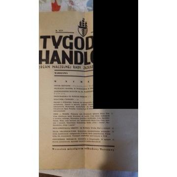 Tygodnik handlowy 1949 rok