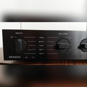 Wzmacniacz stereo Audiolab 8000A - idealny stan