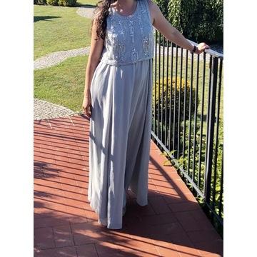 Sukienka Asos ciążowa balowa
