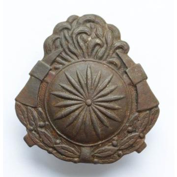 Odznaka do czapki Straży Pożarnej IIRP