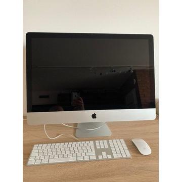 """APPLE iMac27"""" i7 3.4GHz AMD 6970M 2GB 2011r"""