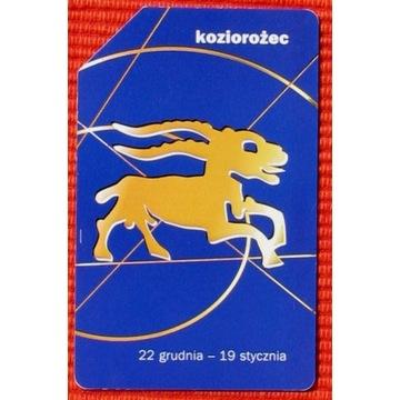 KT 758 - Znaki Zodiaku Koziorożec