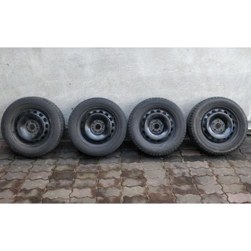Koła Pirelli 205/55 R16 5x112 Audi VW Skoda