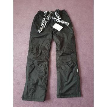 Spodnie nowe narciarskie BRUGI XL