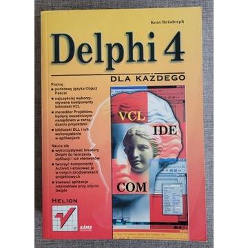 Delphi 4 dla każdego