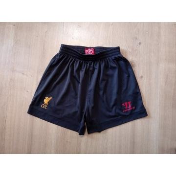 Warrior Liverpool FC spodenki dla chłopca 110-116