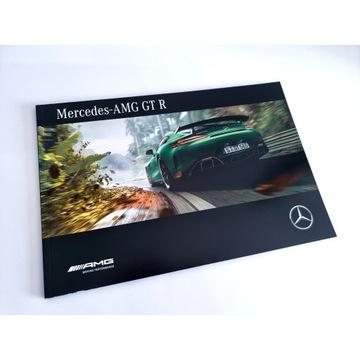 Prospekt Folder Mercedes-AMG GT R Polski