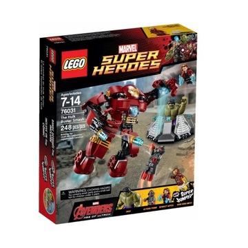 Lego 76031 Super Heroes Marvel Avengers Hulk