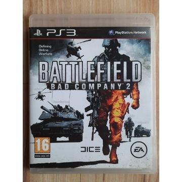 Gra PlayStation PS3 Battlefield Bad Company 2