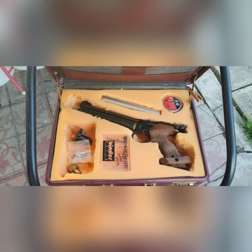 Pistolet Match Walther CP2