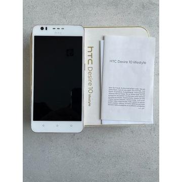 HTC DESIRE 10 LIFESTYLE - DUAL SIM (jak nowy)