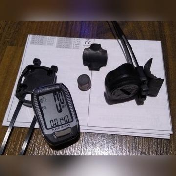 Licznik rowerowy bezprzewodowy Kross KRC 315W
