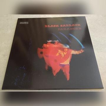 Black Sabbath - Paranoid LP winyl