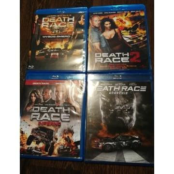 Death Race Wyścig Śmierci 4 płyty Blu-ray ideał