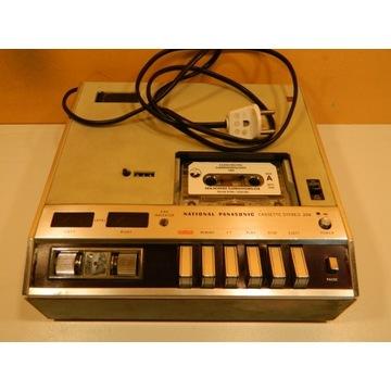 Magnetofon kasetowy National Panasonic RS-256 USD