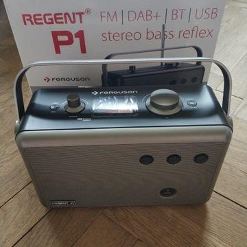 Radio Ferguson Regent P1 Szare Nowe!