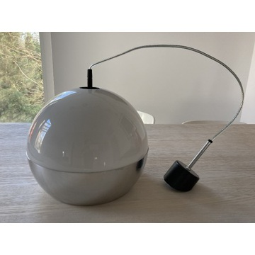 Lampa wisząca vintage lata 70-te design