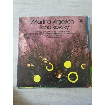 Czajkowski  1 koncert fortepianowy Argerich