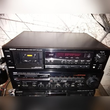 Denon DR-M20  deck kasety odtwarzacz vintage