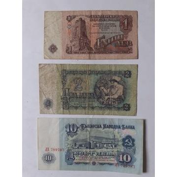 Banknoty Bułgarii
