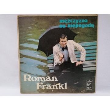 Roman Frankl - mężczyzna na niepogodę