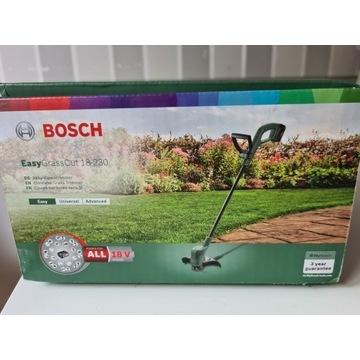 Nowa-20% Podkaszarka aku Bosch EasyGrassCut 18-230