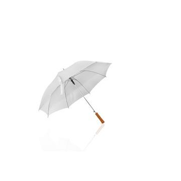 Parasol biały