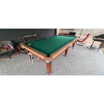 Stół bilardowy do snookera