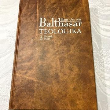 Teologika 2. Prawda Boga. Hans Urs von Balthasar