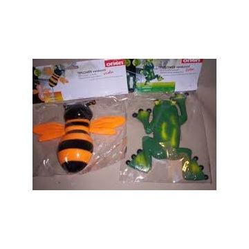 Termometr zaokienny dla dzieci żaba pszczoła żabka