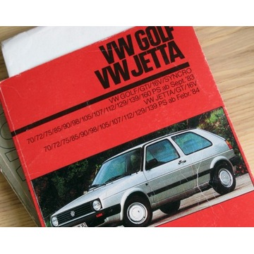 Naprawa VW Golf Jetta, eksplo.+ schemat elektr.