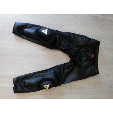 Spodnie skóra Dainese Super Sport rozm. 50