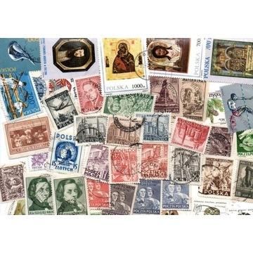 Polska znaczki 1000 szt ( XXL )1 wys. na mój koszt